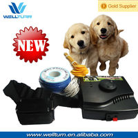 2014 high qualitly dropship products wireless pet containment system electric expandable dog fence