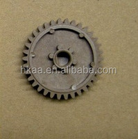 Chinese printer parts gear , precise plastic sur gear wheel printer gear ,fixing gear for hp printer gear