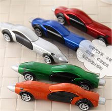 Racing Car Pull back car Models Toys Ball Point Pens