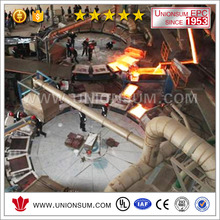 Copper Anode Production Plant With Recycling Smelting Furnace