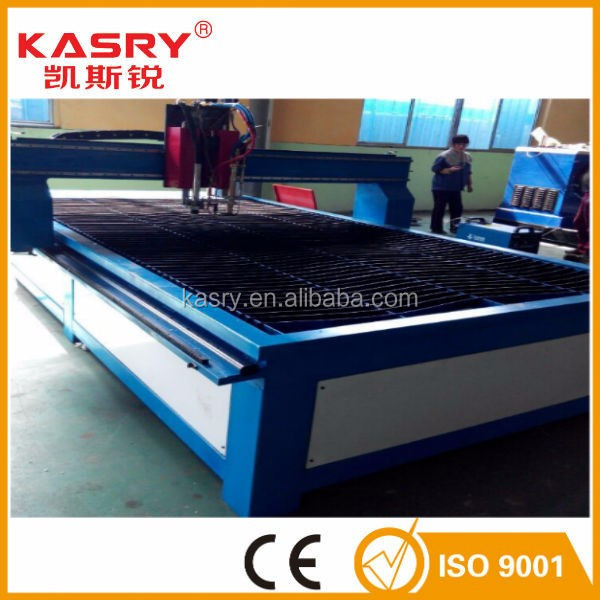 1530 table cnc <strong>laser</strong> and plasma cutting machine for stainless steel fabrication