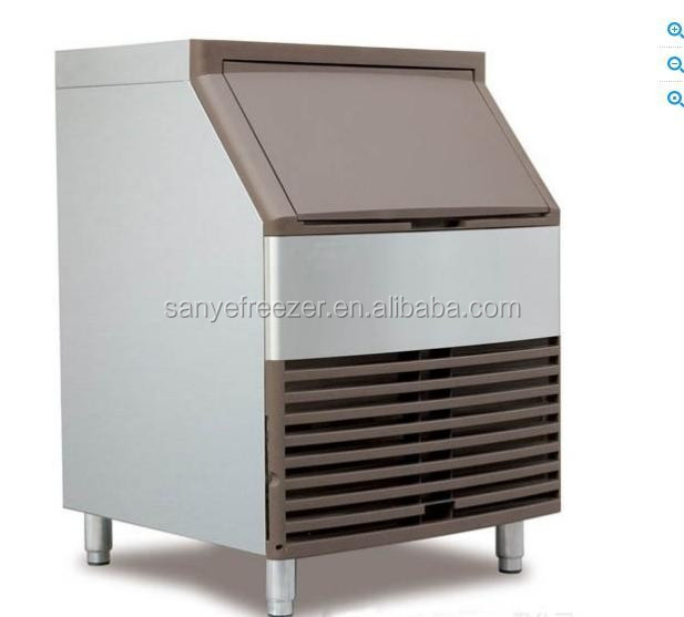 commerical professional cube ice making machine