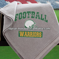 Sweatshirt Poly/Cottn Fleece Blankets