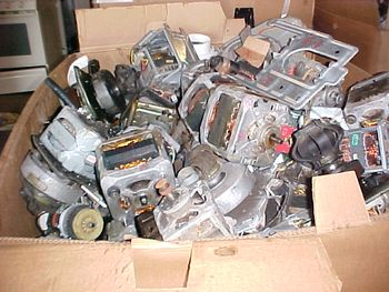 Scrap Electric Motors Buy Scrap Electric Motors Product