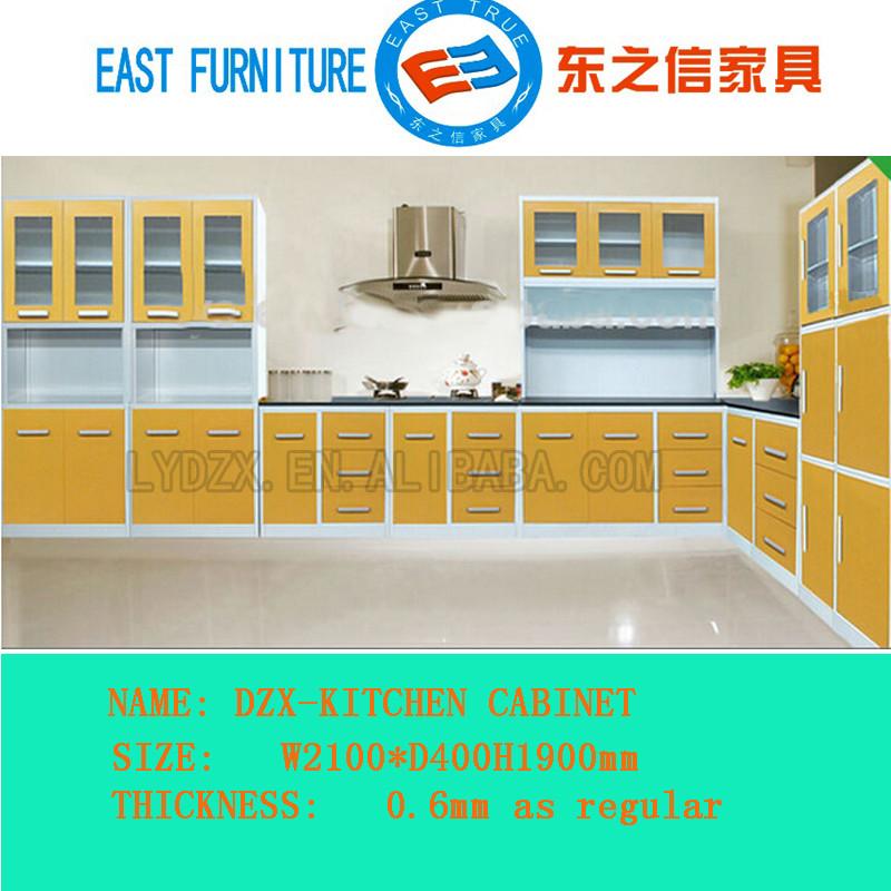 wholesale stainless steel kitchen cabinets metal kitchen