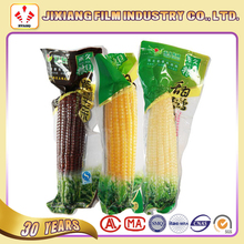 Custom printed Nylon RCPP Vacuum Retort Bag/pouch for corn Food packing