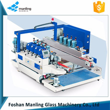 Glass straight line pencil double edger