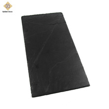 2018 chinese factory 18mm black roof natural slate