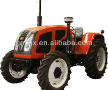 70 hp 4wd medium-sized farm tractor low price with ISO certificate