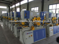 Chinese suppliers Specializing in the production of Q35Y steel punching machine