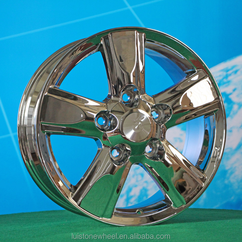 17 *8.0 18*8.0j 5*150 toyota suv replica wheels for car wheel with high qualities