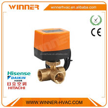 DC9V~24V Gardening/Agriculture Small Motor Operated Electric Valve