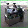 Battery type stainless steel automatic sugar cane grinding machine/sugar cane juicer