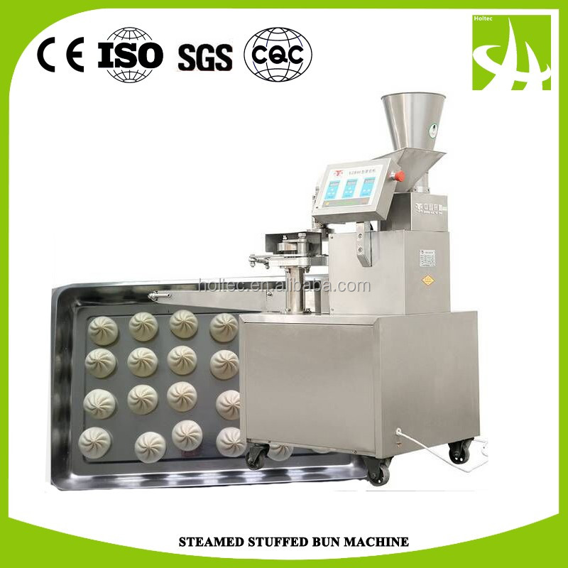 YZB40 Professional Automatic Stainless Steel Steamed Buns/Momo/Coxinhas Making Machine
