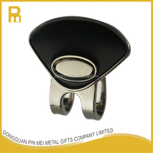 Small magnetic golf hat clip for ladies and children