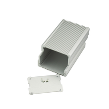 small extruded aluminum enclosure box for electronics