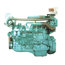 495C1 type 32kw Marine Diesel Engine Used in Boat