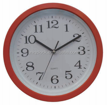 Promotional cheap plastic wall clock