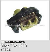 Motorcycle brake caliper for Y125Z
