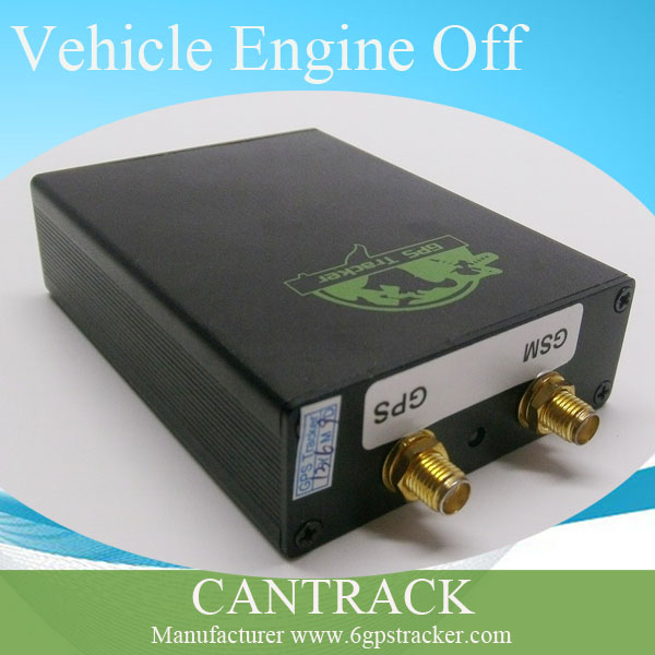 Realtime tracking supports Voice Monitoring/Cutoff Oil/SOS Call/Alarm/Electronic Fence TK106 Car GPS Tracking