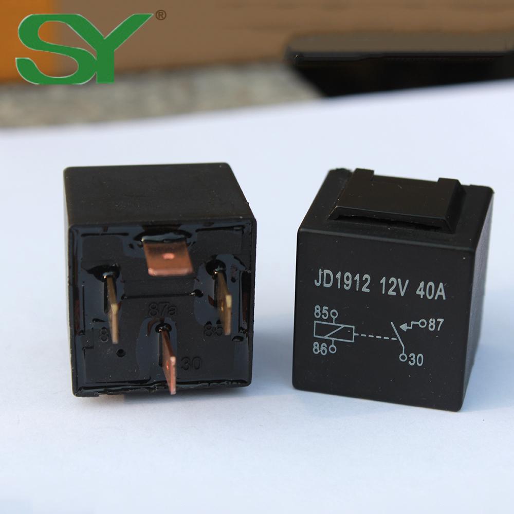 China Auto Relay 12v 30a Wholesale Alibaba Spdt Sugar Cube