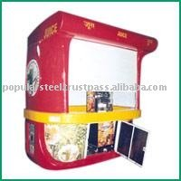 General Purpose Kiosks With Shutter