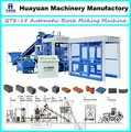 The most creditworthy automatic brick machine of QT8-15 fly ash brick making machine price in india