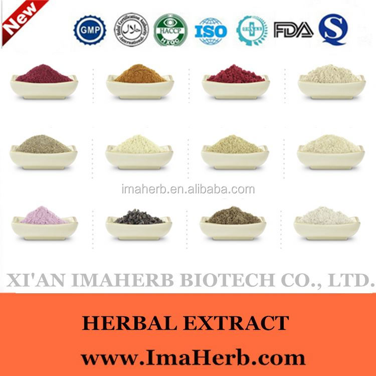GMP Manufacture Organic red clover extract powder low price
