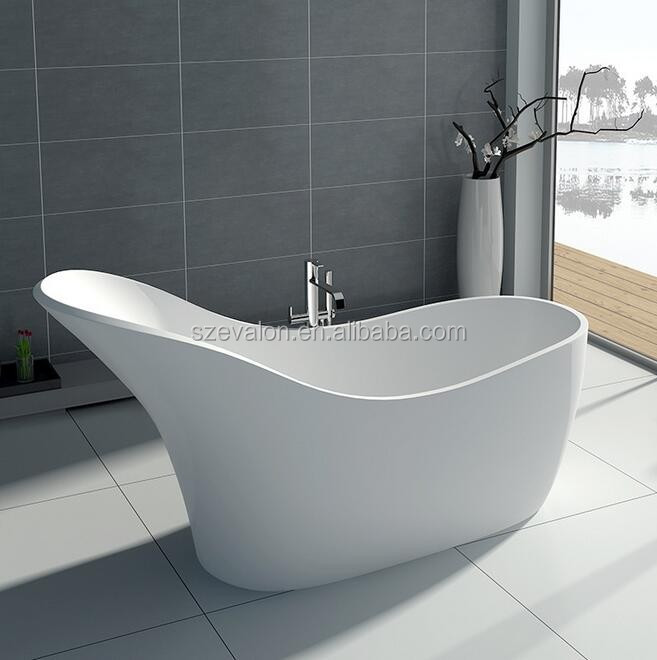 Stone free standing bath tub japanese soaking tub solid for Japanese bathtubs for sale