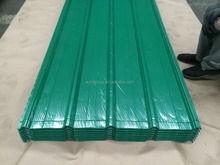prepainted corrugated gi color roofing sheets/sheet metal /iron sheet tiles tanzania