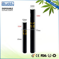 USA Market Most Popular CO2 Oil Disposable Vape Pen With Refillable 0.8ml Tank Cartridge
