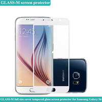 Full size cover tempered glass cover for Samsung Galaxy S6