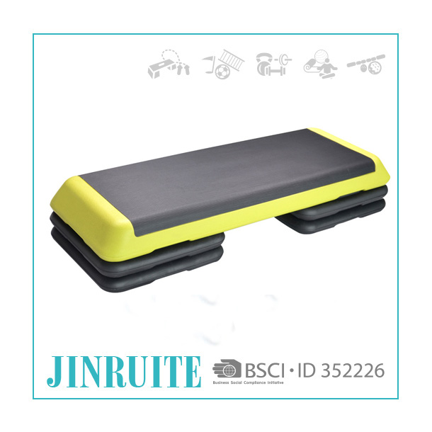 2016 new designed crossifit gym blow moulding aerobic step