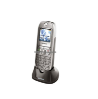 optiPoint WL2 professional Hipath Openscape Wifi HFA Phone