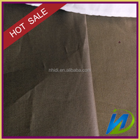 100 cotton coating canvas poplin windproof fabric