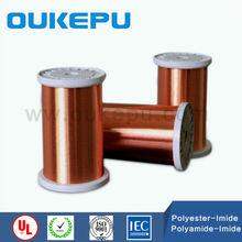 Manufacture Enameled Copper Magnet Wire 0.09mm price