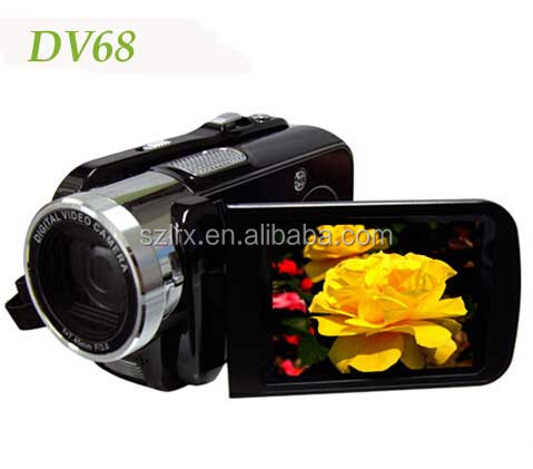 FACTORY SUPPLY CHEAP CAMCORDER 16.0MEGA PIXELS 1080P High-Definition HD LOW PRICE VIDEO CAMERA DV Camera