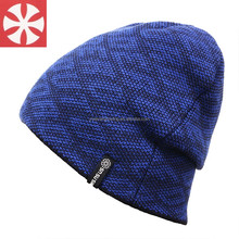 2016 fashion slouchy beanie knitted cap men and women wool pompoms hat winter hats for men