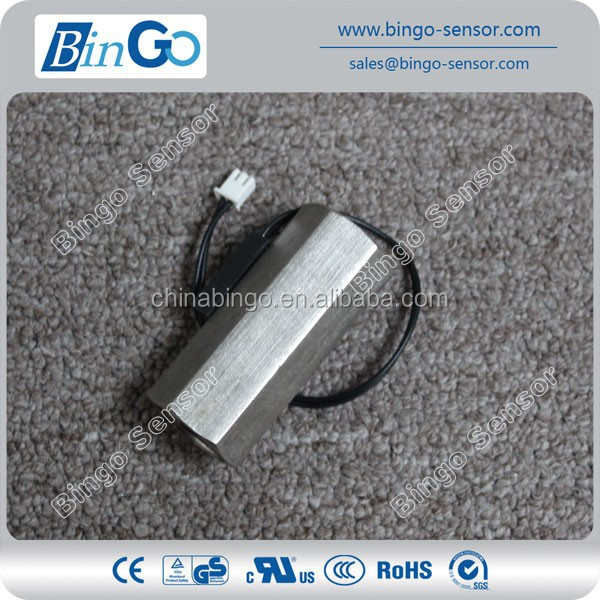 High temperature in line flow switch, internal thread ss flow switch