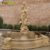 Large Outdoor Water Marble Fountain with Zeus Statue