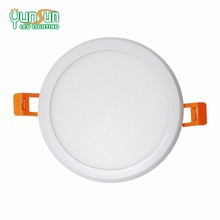 ultra thin recessed down light led daylight 80mm cut out led downlight supplier