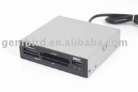 FDI2-ALLIN1-AB USB 2.0 internal CF/MD/SM/MS/SD/MMC/XD card reader/writer