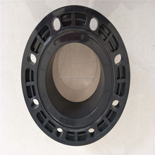 CNC machined circle plastic turning parts