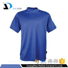 Daijun oem men high quality breathable sweat absorbing tight neck seamless t shirt