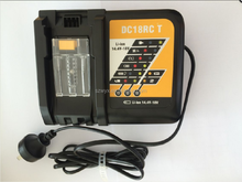 Universal Battery Charger for Makita, replacement for Makita charger for 14.4V ~18V 3A i-ion batteries