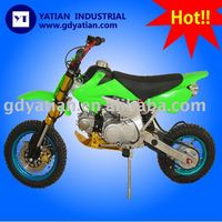 New model popular adult good quality dirt 125cc motorcycle