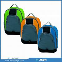 fashional good quality backpack cooler bag