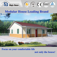 low cost high quality 2016 mobile homes casa prefabricada cheap price prefab house building material
