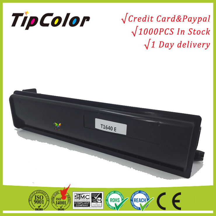 Compatible TOSHIBA 163 165 203 205 167 207 toner cartridge for E-STUDIO 1640 T1640 T 1640 Toner