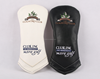 top quality new design super luxurious genuine leather golf head cover
